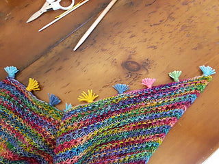 Celebration Shawl Kit