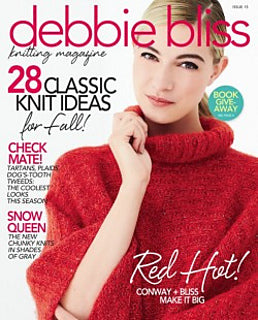 Debbie Bliss knitting magazine - Issue 15