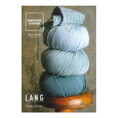 Knitting Course - Part 1: Basics - Lang
