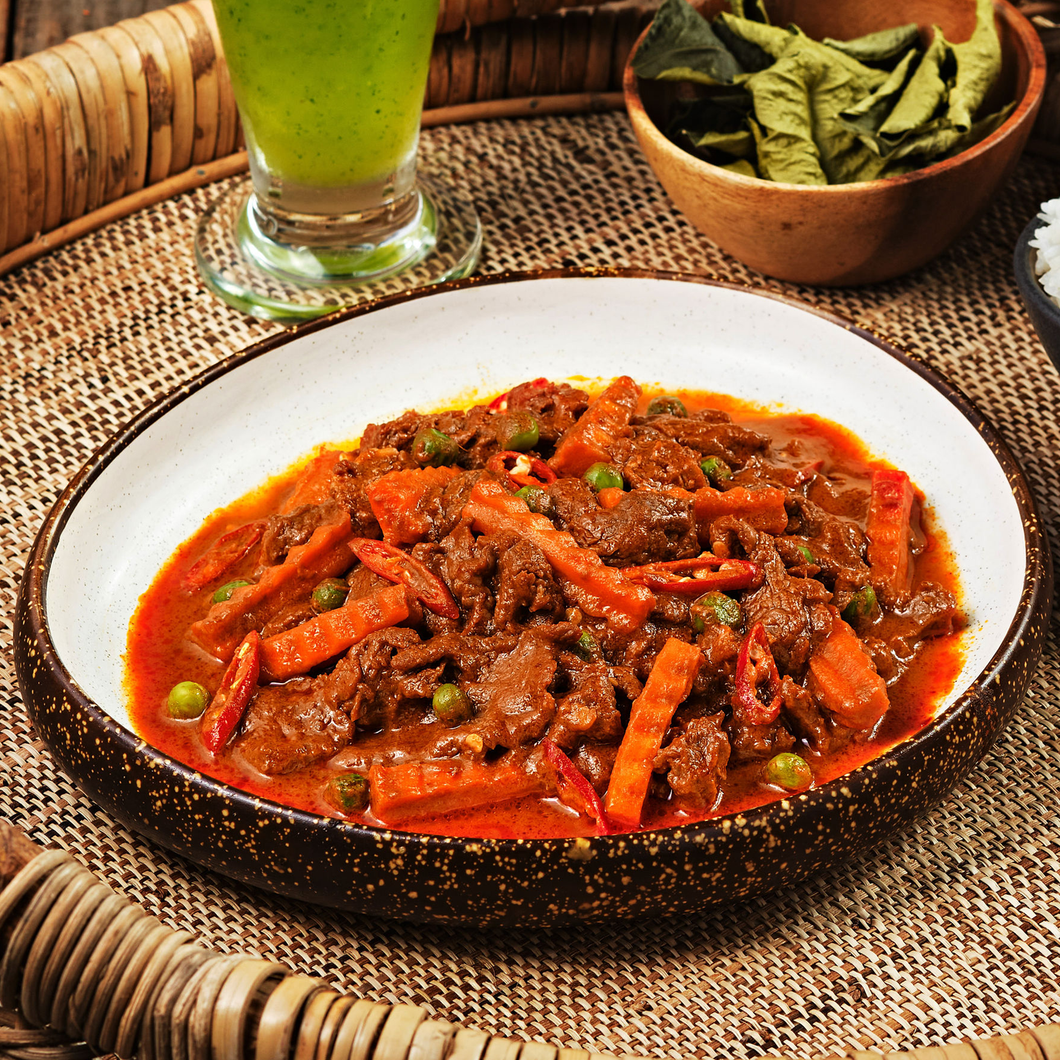 Panang Curry Beef Tenderloin