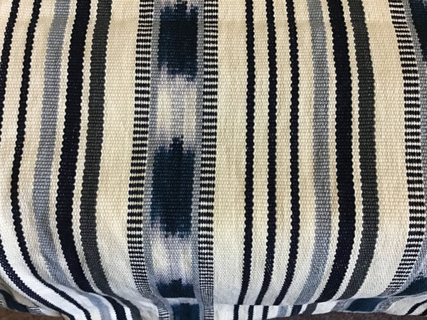 Blue Small Stripe Pillow Cases