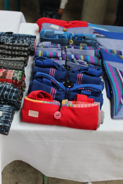 Roll-up Market Bags