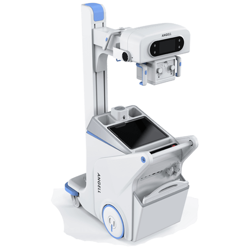 Digital Mobile X-ray Radiographic System (DP326B)