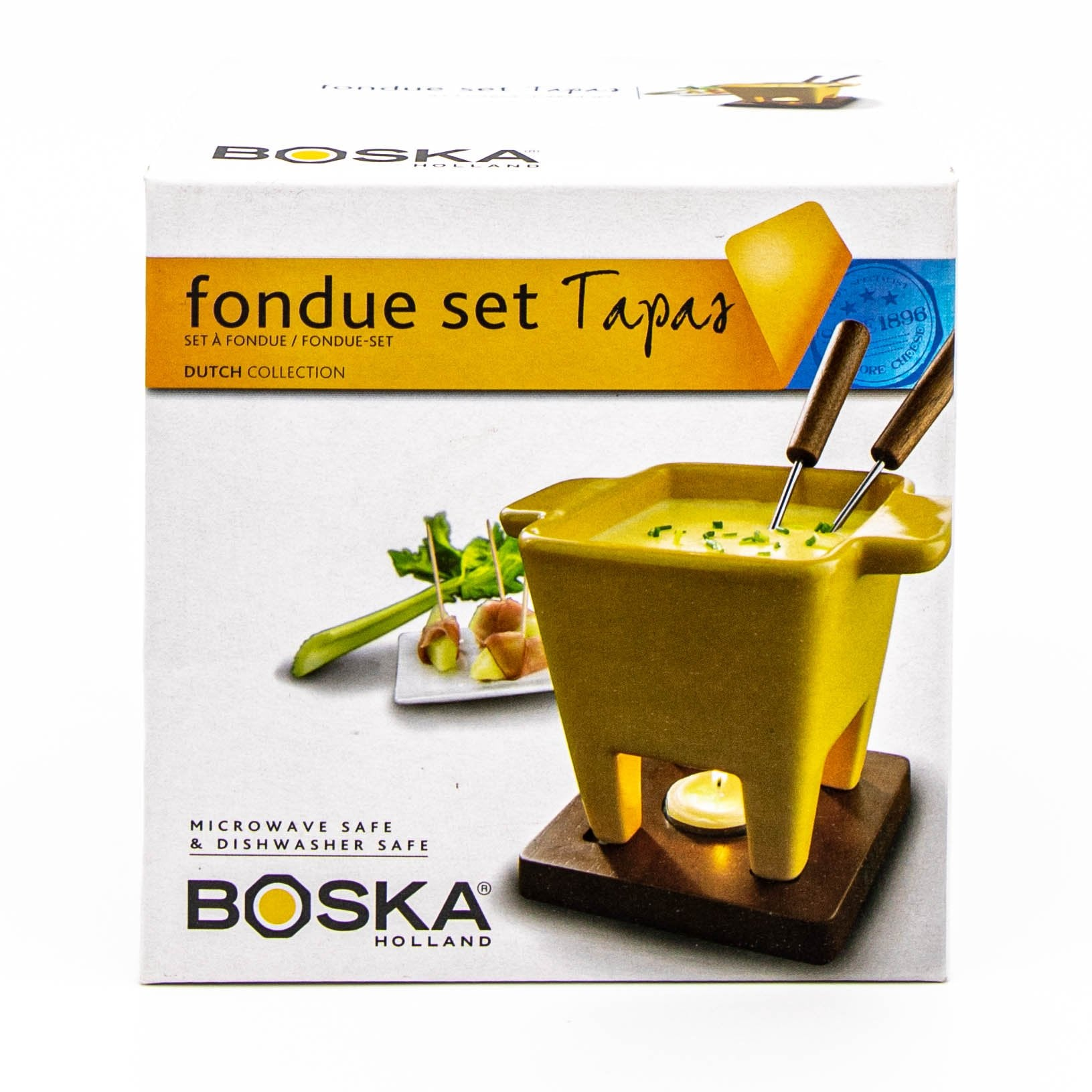 Small Fondue Set for 2