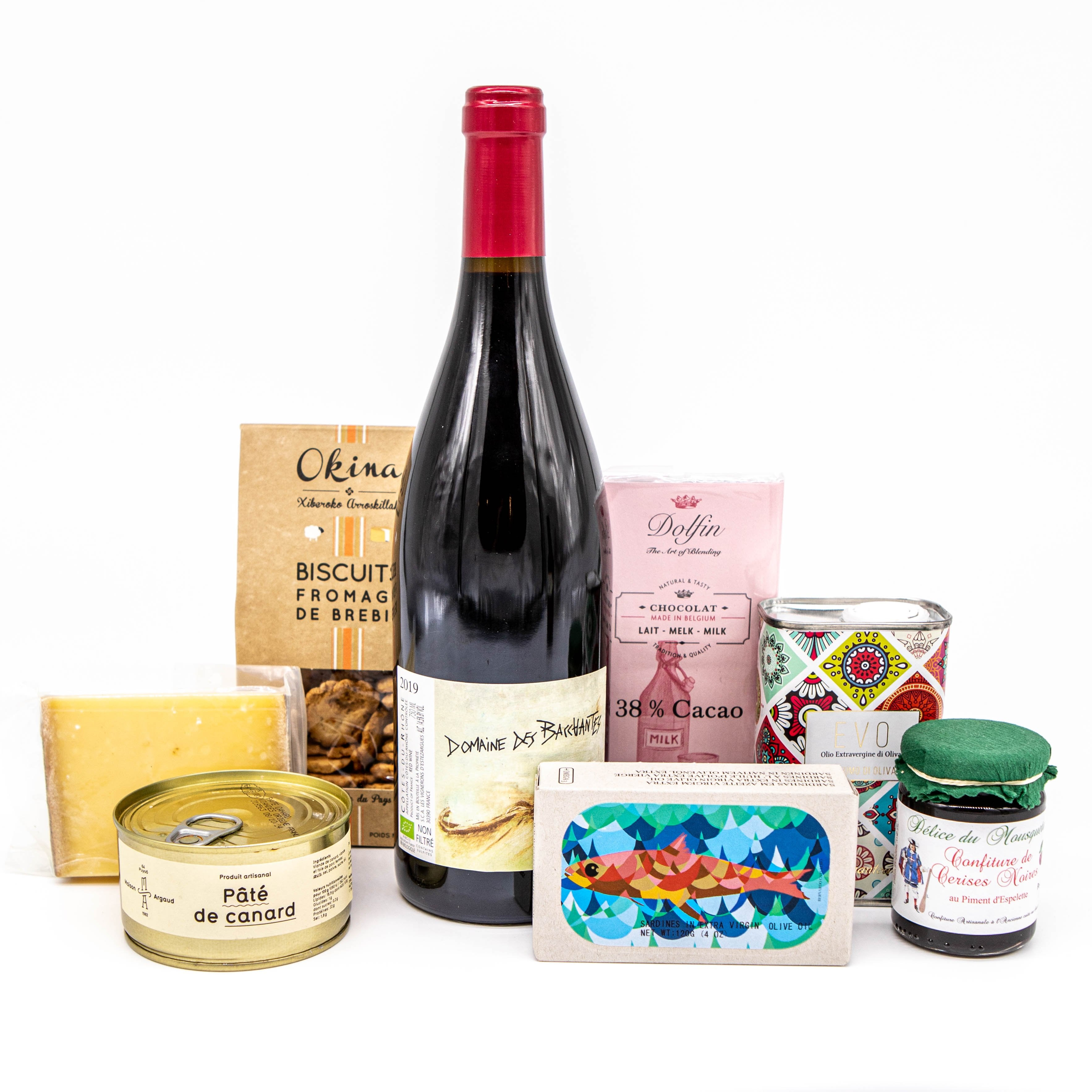 Holloway Hamper - Without Cheese