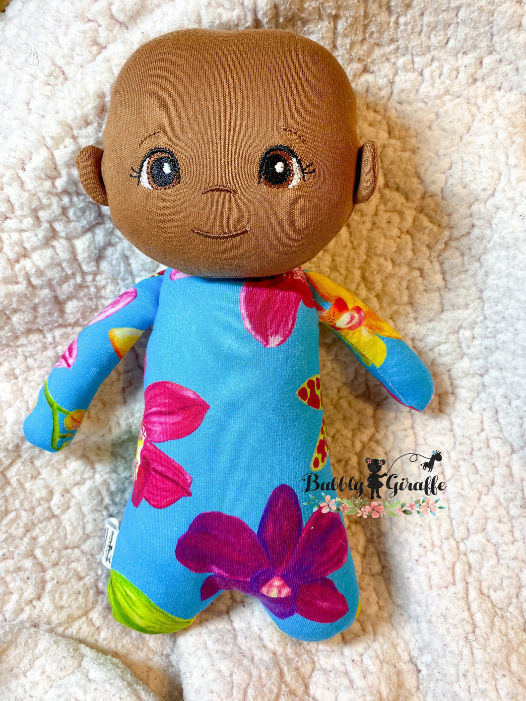 Flower Mini Doll