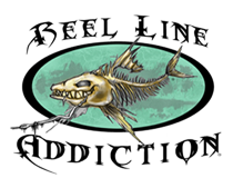 Reel Line Addiction Fishing Apparel