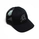 ENGLISH – BLACK TRUCKER – BLACK (PRE ORDER)