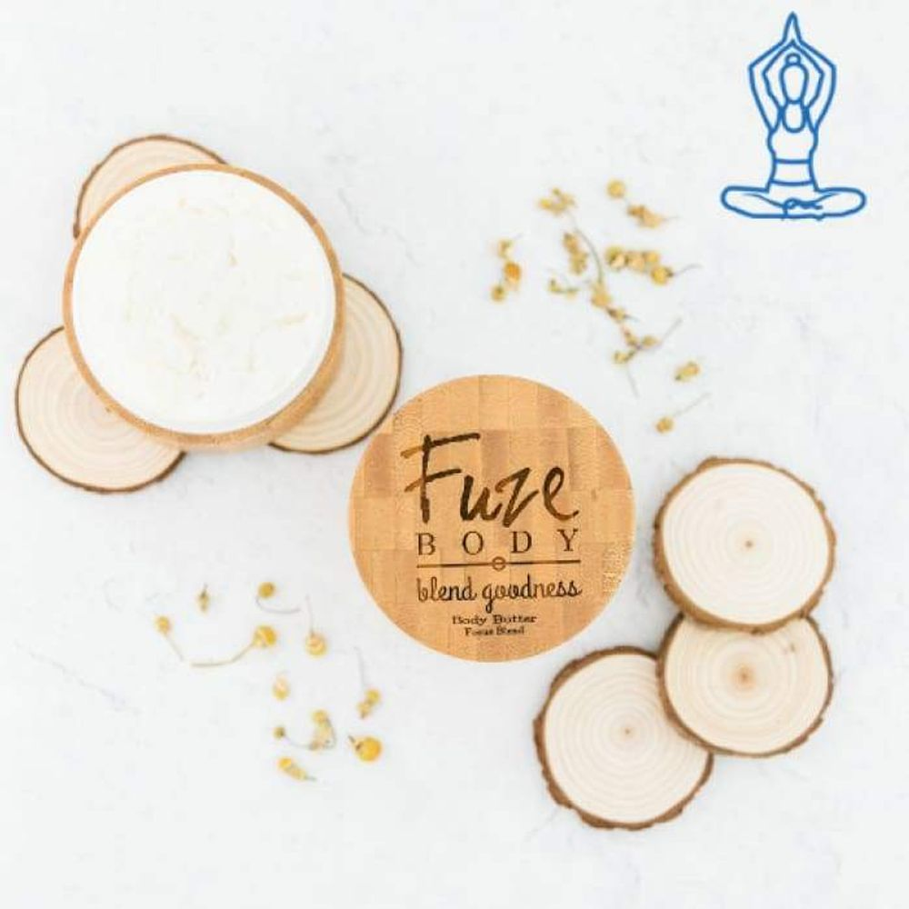 Body Butter - Focus - Sage & Barrel