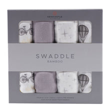 Load image into Gallery viewer, Traveler Swaddle Four Pack - Sage & Barrel