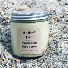 Load image into Gallery viewer, Magnesium Body Butter - Sage & Barrel