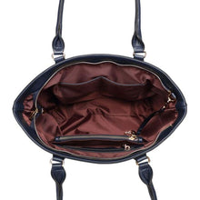 Load image into Gallery viewer, The Classic Tote - Navy Blue - Sage & Barrel