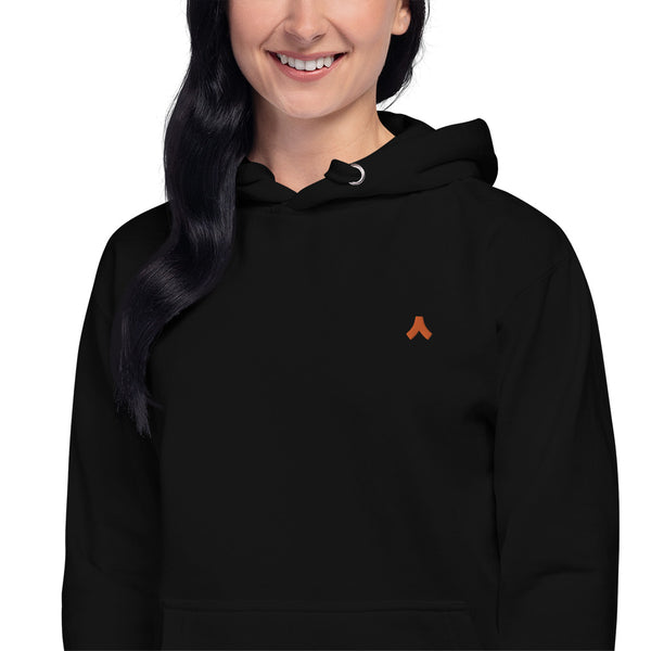 Embroidered Hito Hoodie