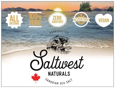 Handcrafted Canadian Sea Salts