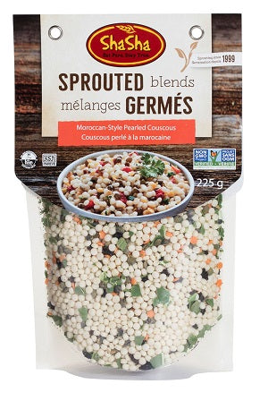 Sprouted Rice Blends