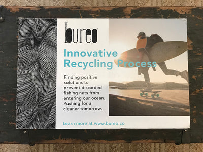 Bureo Innovative Skating Falcon Board