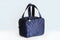 Satin Handbag – Blue
