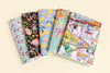 Pocket Notebooks - Set of 5