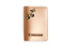 Passport cover – Rose Gold