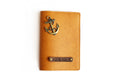 Passport cover – Tan
