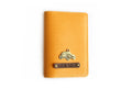 Passport cover – Yellow