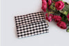 Sanitary Napkin Pouch - Black Checks