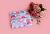 Sanitary Napkin Pouch - Watercolour Abstract