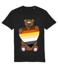 Load image into Gallery viewer, Bear Pride Heart