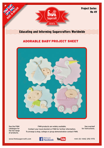 FMM Adorable Baby Project Sheet