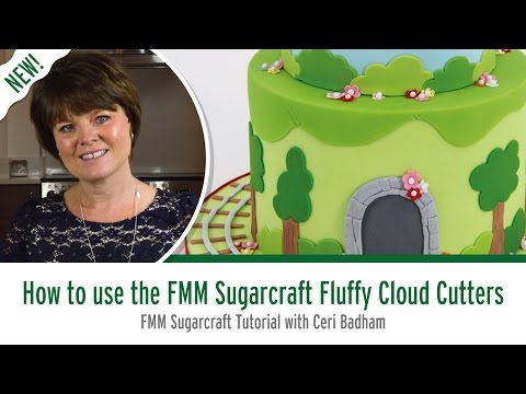 How to use the FMM Fluffy Cloud Cutter Set