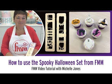 Load and play video in Gallery viewer, Halloween Cutter Set
