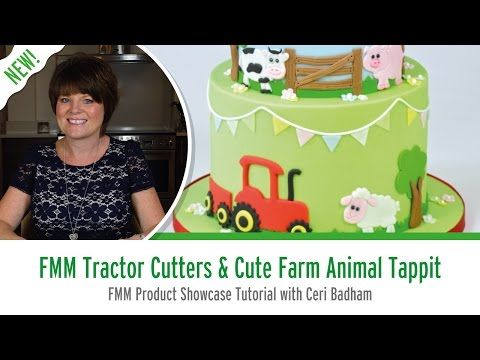 FMM Tractor Cutter Set Tutorial