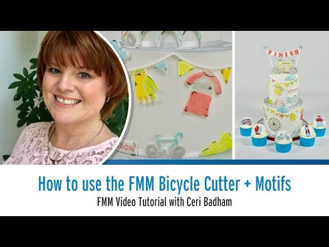 How to use the FMM Bicycle Cutter and Cycling Motifs Cutter