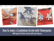 Load and play video in Gallery viewer, Cymbidium Orchid Cutter