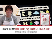 Load and play video in Gallery viewer, Child's Play Cutter Set