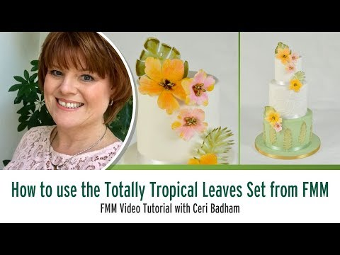 How to use the FMM Totally Tropical Leaves Set