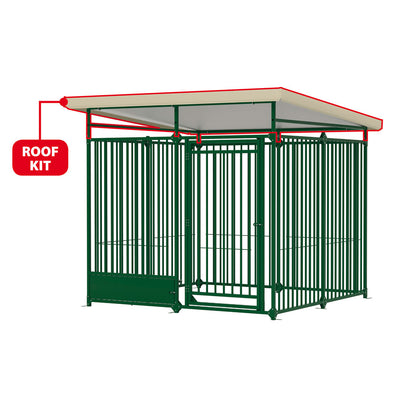 DOG PEN ROOF KIT Default Title Ferplast