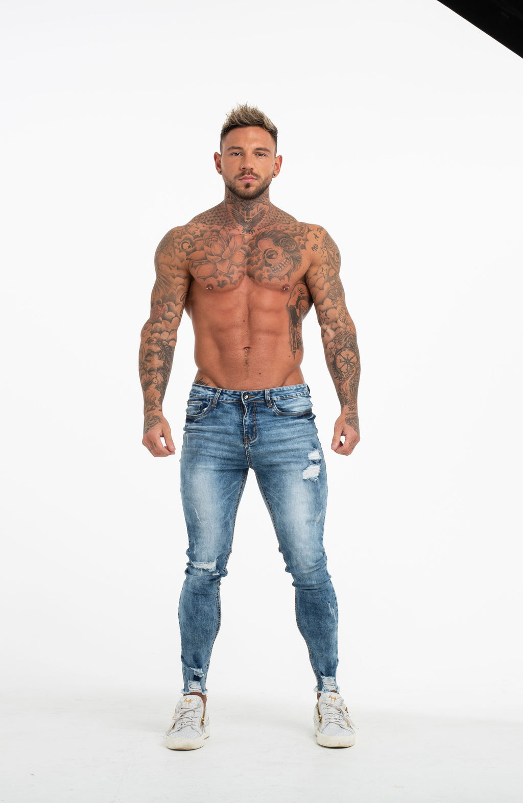 DSTYLE 20 JEANS RAW BLUE