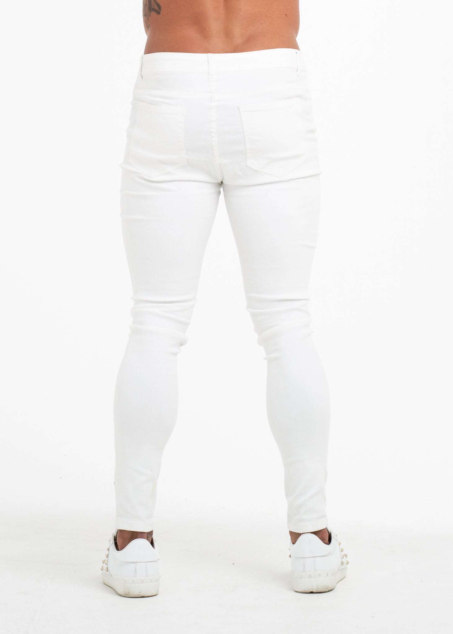 SITUATION JEANS WHITE