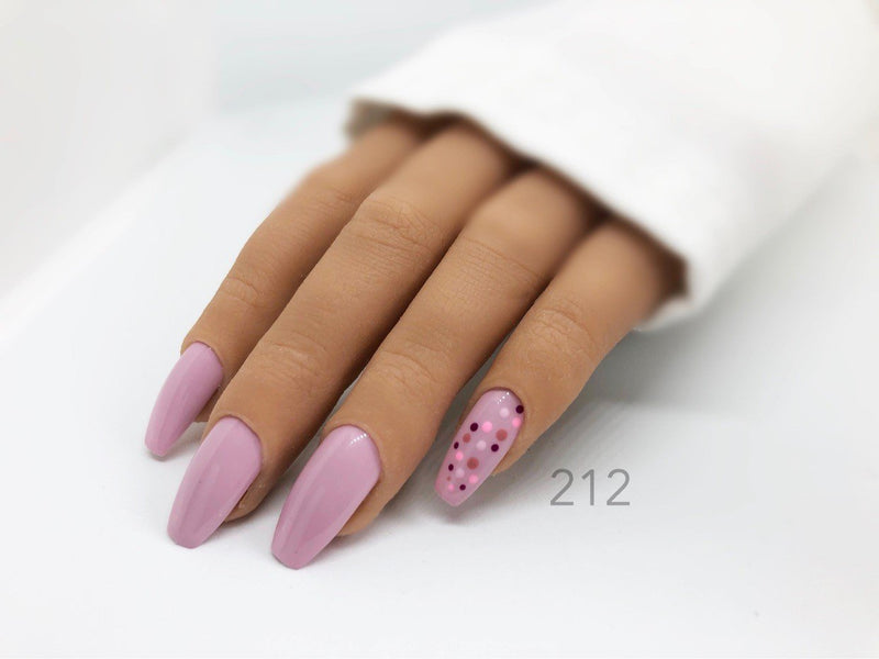 Gel Polish Nude Pink