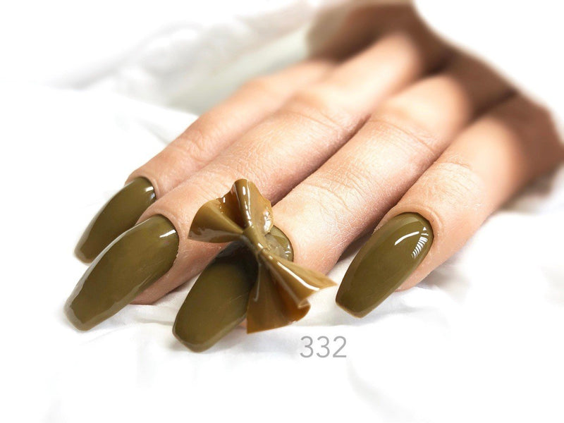 Gel Polish Khaki