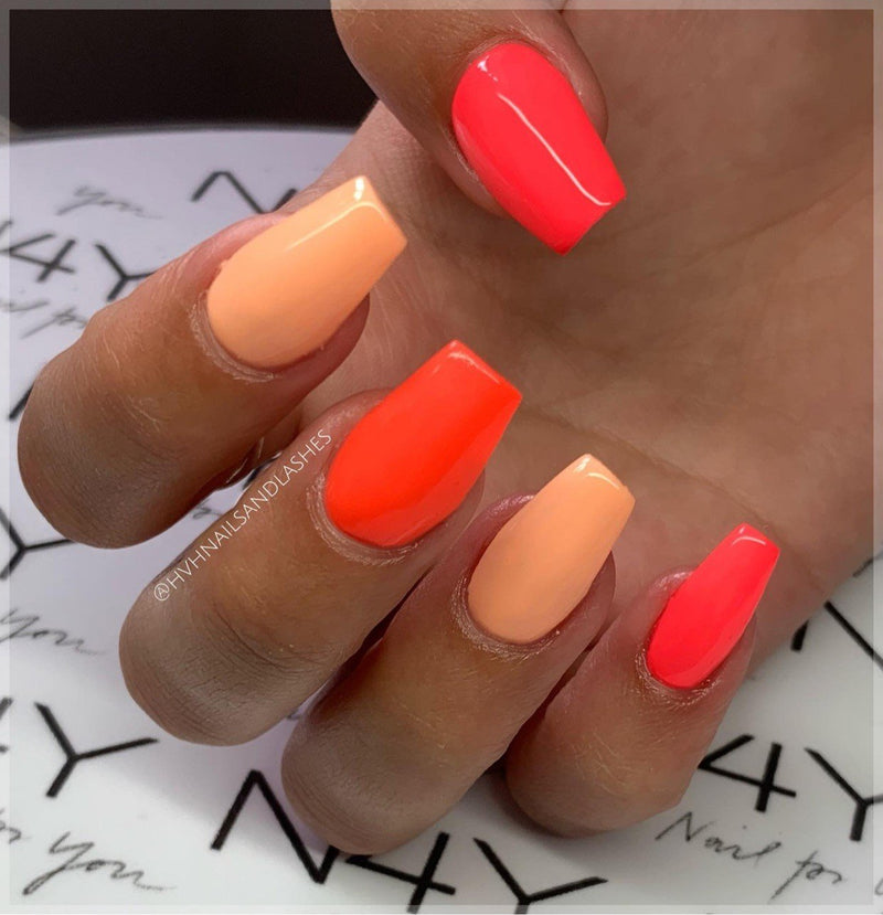 Gel Polish Orange