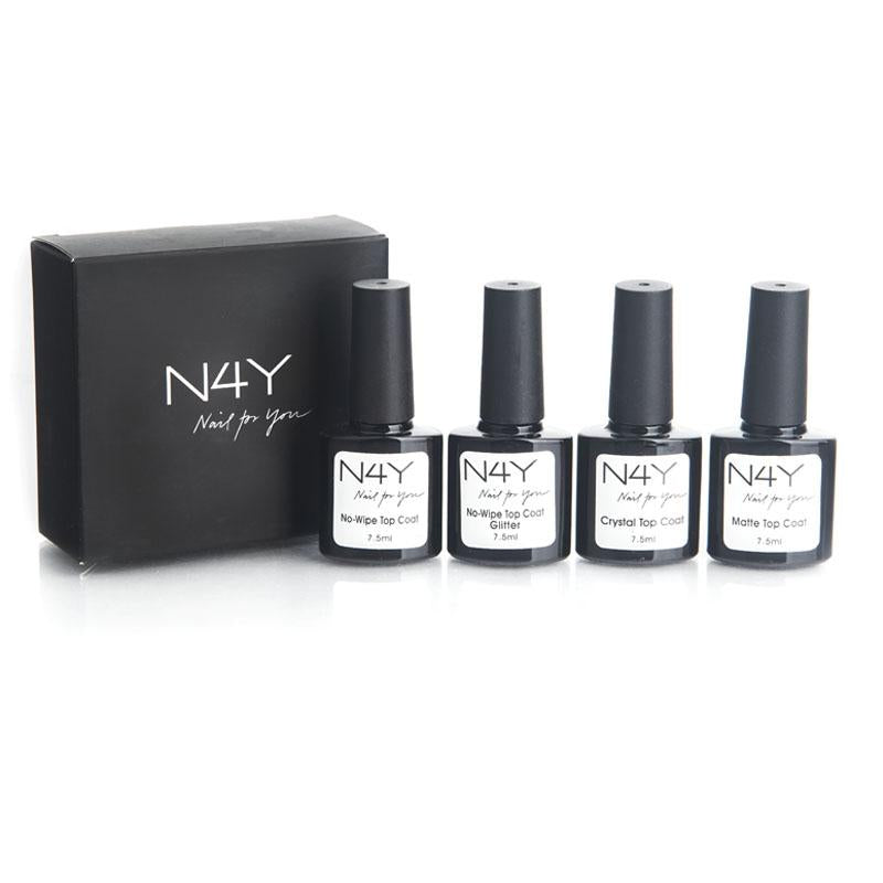 Gel polish Topcoat Kit