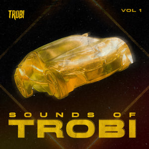 Sounds Of Trobi Kit Vol. 1 (56 WAV Samples)
