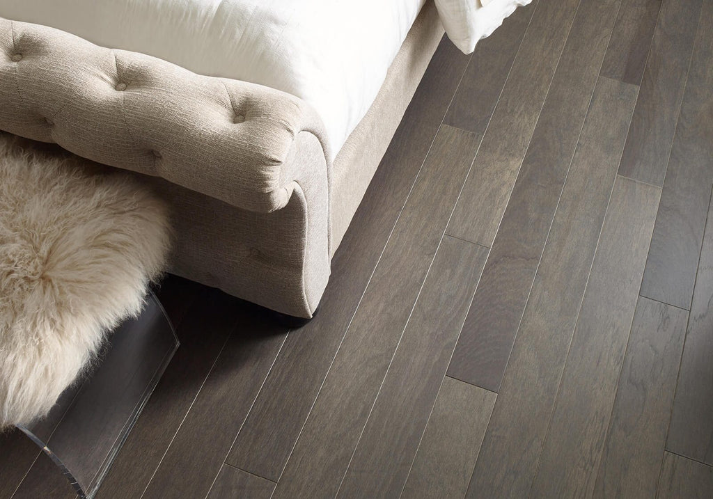 caring for your hardwood flooring