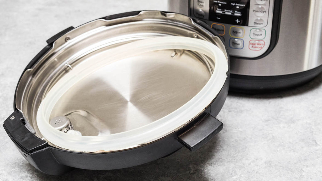 storing your pressure cooker