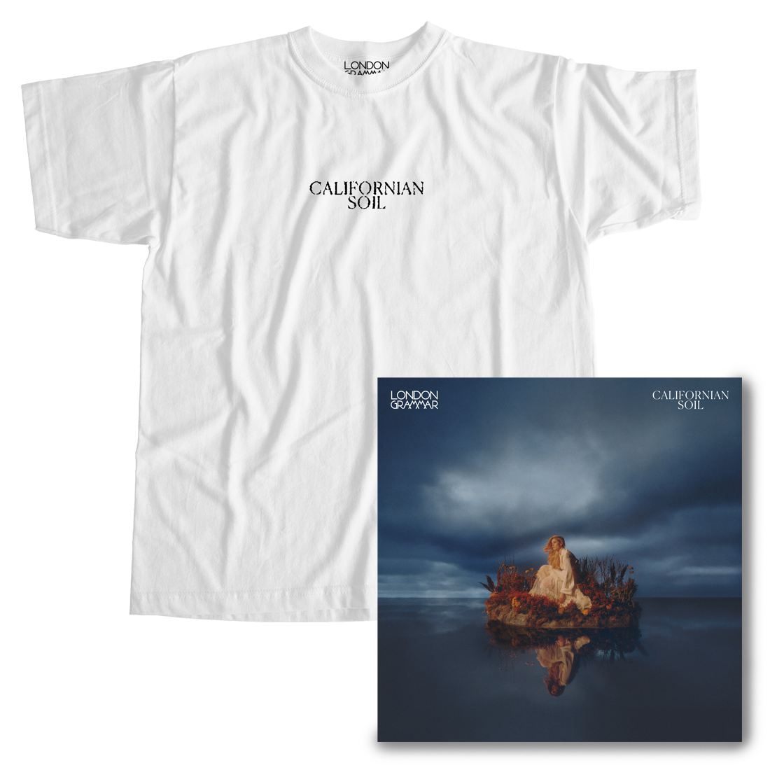 Californian Soil Tee +  Album