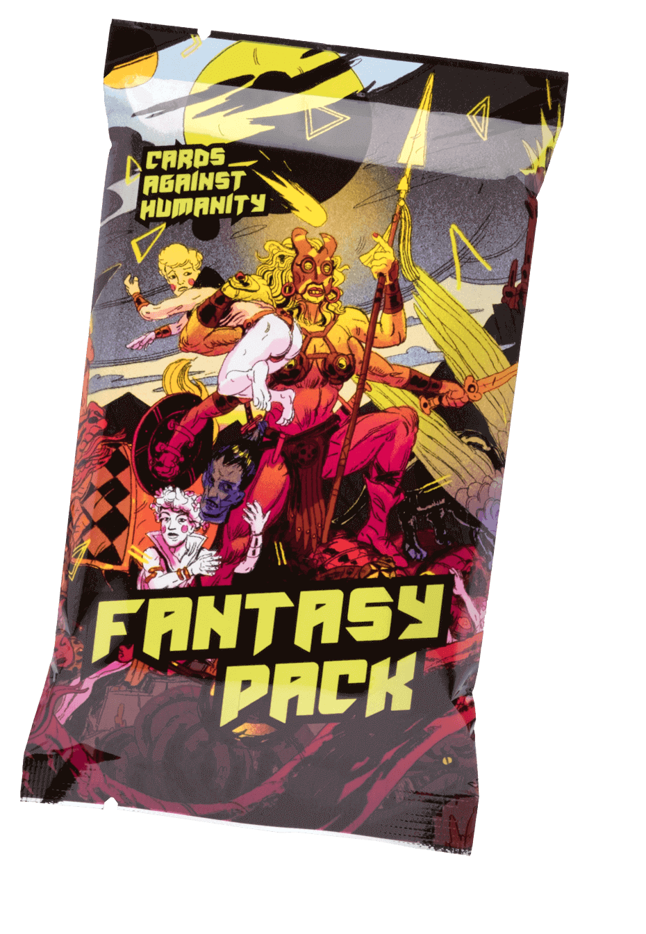 Cards Against Humanity Fantasy Pack | Games A Plunder
