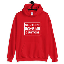 Load image into Gallery viewer, CUSTOM Unisex Hoodie - Nurtured Clothing