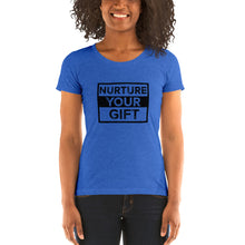 Load image into Gallery viewer, GIFT Ladies' short sleeve t-shirt - Nurtured Clothing